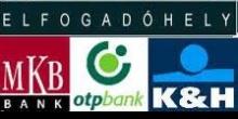 MKB, OTP valamint K&H-s Szép kártya elfogadóhely vagyunk